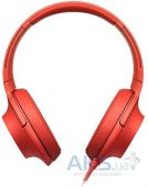 Наушники (гарнитура) Sony h.ear on MDR-100AAP (MDR100AAPR.E) Red
