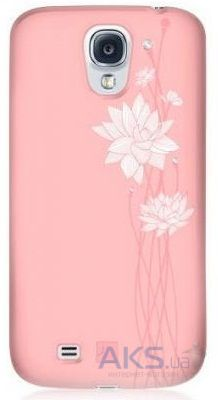 Чехол Bling My Thing Lotus for Samsung Galaxy S4 Pink (BMT-AS4-LT-PK-CAB)