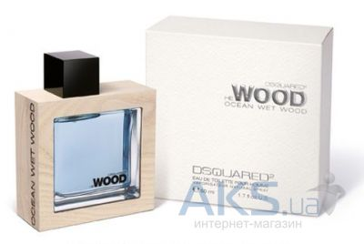Dsquared2 He Wood Ocean Wet Wood Туалетная вода 50 ml