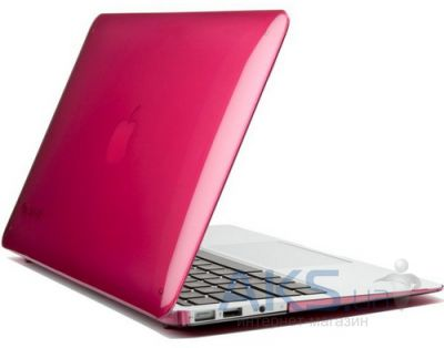 "Чехол Speck MacBook Air 11"" 2013 SeeThru Raspberry (SPK-A2195)"