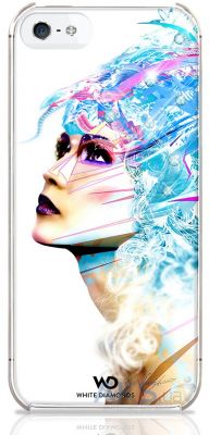 Чехол White Diamonds Isis White for iPhone 5/5S (1210ISI47)