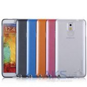 Вид 3 - Чехол Momax Pearl Ultra Thin cover case for Samsung N9000 Galaxy Note 3 White [CUSANOTE3PW]