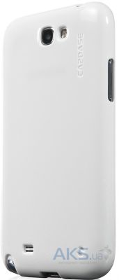 Чехол Capdase Soft Jacket Xpose Sparko Solid White for Samsung Galaxy Note II GT-N7100 (SJSGN7100-P5Y2)
