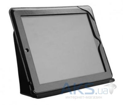 Чехол для планшета Sena Florence Magnetic Closure Black для iPad 3