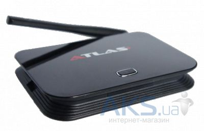 Медиаплеер Atlas Android TV Arena + Air Mouse Tooploo T2 в подарок!