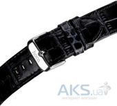 Вид 3 - Hoco Art series Crocodile из натуральной кожи для Apple Watch 42mm Black