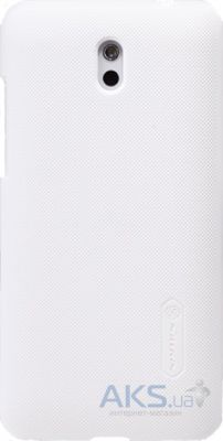Чехол Nillkin Super Frosted Shield HTC Desire 609d White