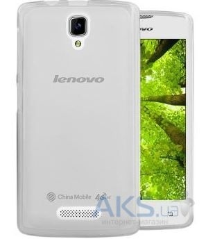 Чехол Original TPU Ultra Thin Lenovo A1000, A2800 Transparent
