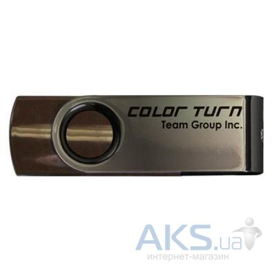 Флешка Team 8GB Color Turn E902 Brown USB 2.0 (TE9028GN01)
