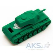 Флешка Kingston 8GB Custom Rubber Tank (DT-TANK/8GB) Green