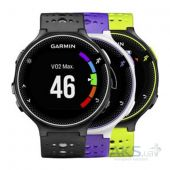 Спортивный браслет Garmin Forerunner 230 Black and White Bundle (010-03717-46)