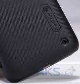 Вид 3 - Чехол Nillkin Super Frosted Shield Nokia Lumia 620 Black