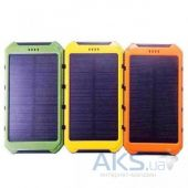 Вид 2 - Внешний аккумулятор power bank MANGO DS18000 IPX6 waterproof solar, 6000mAh Black/Green