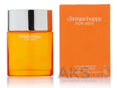 Clinique Happy for men Одеколон 50 ml