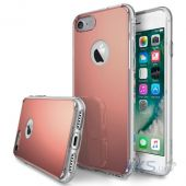 Чехол Ringke Fusion Mirror Apple iPhone 7, iPhone 8 Rose Gold (153332)
