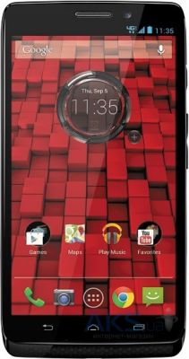 Дисплей (экран) для телефона Motorola Droid Mini XT1030 + Touchscreen Original Black