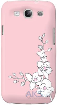 Чехол Bling My Thing Opaque Color Samsung I9300 Galaxy S3 Pink (BMTS-21-04-17-41)