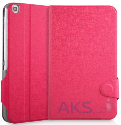 Чехол для планшета Yoobao Fashion leather case for Samsung P5200 Galaxy Tab 3 10.1 Rose (LCSAMP5200-FRS)