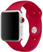 Ремешок для iWatch 38mm Sport Band Wine Red (size L)