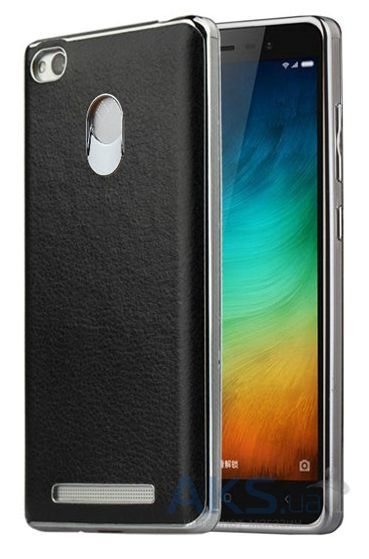 Чехол Slenky Buisness Leather Series Xiaomi Redmi 3 Pro, Redmi 3S Black
