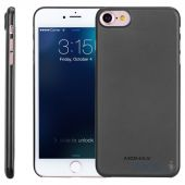 Чехол Momax Membrane Case Apple iPhone 7, iPhone 8 Black (MPAPIP7D)