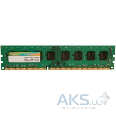 Оперативная память Silicon Power DDR3 4GB 1600 MHz (SP004GLLTU160N02)