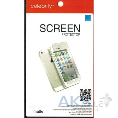 Защитная пленка Celebrity Samsung N7100 Galaxy Note 2 Matte