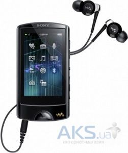 flash плейер sony walkman nw-a805: