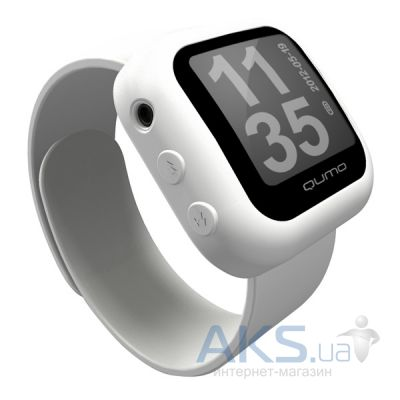 Mp3-плеер Qumo SportsWatch White