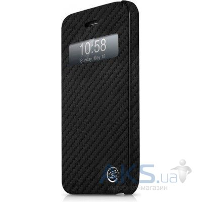 Чехол ITSkins Visionary Drift for iPhone 5C Carbon (APNP-VSNRY-CABN)