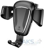 Держатель Baseus Gravity Car Vent Mount Black (SUYL-A01)