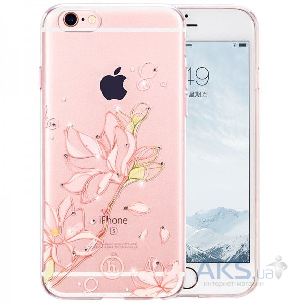 Чехол Hoco Super Star Inner Diamond Flower Apple iPhone 6, iPhone 6S Bauhinia