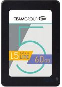 Накопитель SSD Team L5 Lite 60GB 2.5'' (T2535T060G0C101)