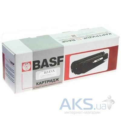 Картридж BASF для HP CLJ CP1215 (B543A) Yellow