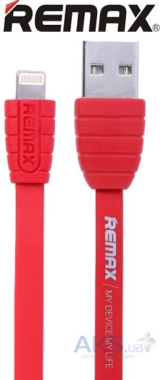 Кабель USB Remax Dream Lightning Cable Red