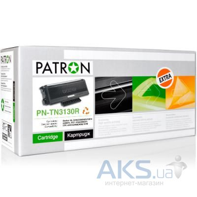 Картридж Patron для BROTHER TN-3130 (PN-TN3130R) Extra (CT-BRO-TN-3130-PN-R) Black