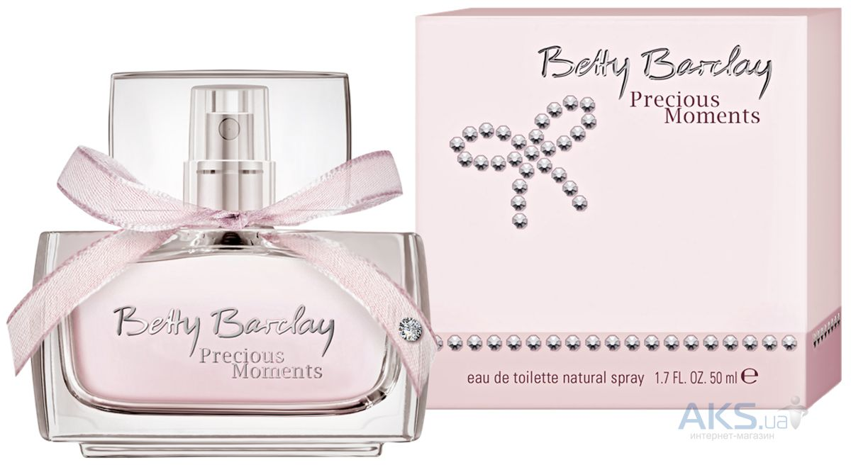 Betty Barclay Precious Moments Туалетная вода 50 ml