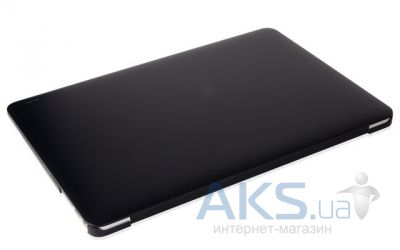 "Чехол Moshi Ultra Slim Case iGlaze Stealth Black (V2) for MacBook Pro 13"" Retina (99MO071004)"