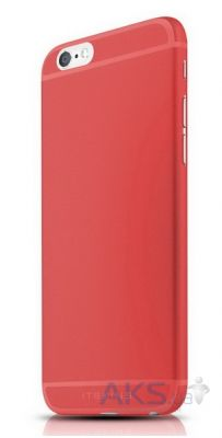 Чехол ITSkins ZERO 360 for iPhone 6/6S Red (APH6-ZR360-REDD)