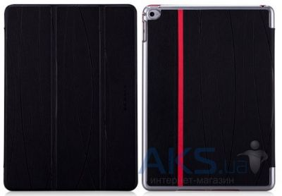 Чехол для планшета Momax Elite Business case for iPad Air 2 Black (FDAPIPAD6BDD)