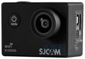 Экшн-камера SJCAM X1000 WiFi Limited Edition Black