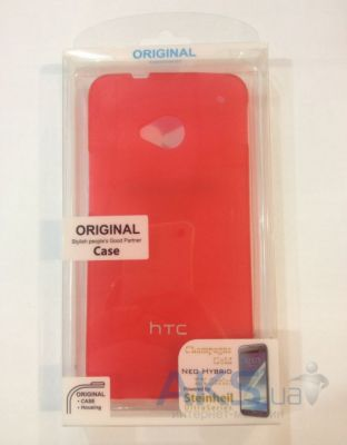 Чехол Celebrity TPU cover case for HTC 8X Accord C620e Red