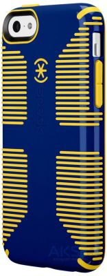 Чехол Speck CandyShell Grip Case for iPhone 5C Cadet Blue/GoldFinch Yellow (SPK-A2425)