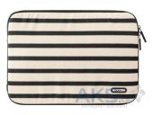 "Чехол Incase Striped Canvas Sleeve Black for MacBook Pro 13"" (CL60340)"