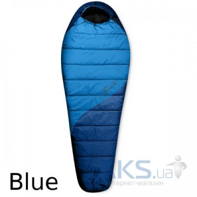 Спальный мешок Trimm BALANCE 185 L sea blue / middle blue (синій)