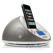 Вид 2 - Колонки акустические JBL On Time Micro for iPhone/iPod White (JBLOT-MICROWHT)