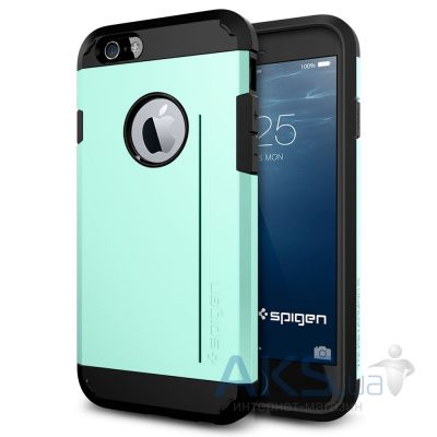 Чехол SGP Case Tough Armor S Series for iPhone 6/6S Mint (SGP11042)