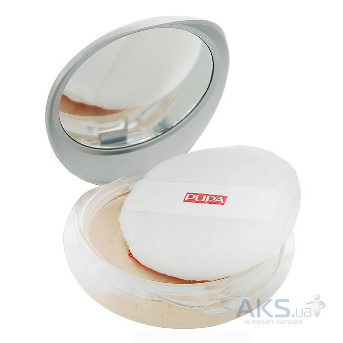 Пудра Pupa Silk Touch Loose Powder №11 Розовый
