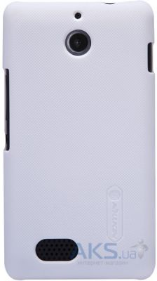 Чехол Nillkin Super Frosted Shield Sony Xperia E1 white