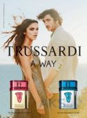 Trussardi A Way for him Туалетная вода 50 мл
